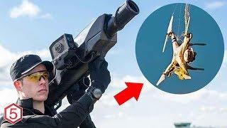 Begini Cara Melumpuhkan Pesawat Drone Yang Terbang Secara ilegal