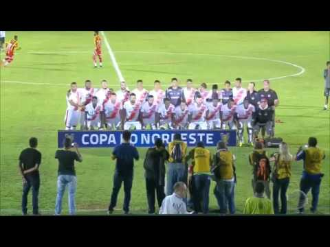 River 2 x 0 Juazeirense melhores momentos Copa do nordeste