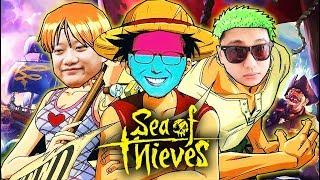 SEA OF THIEVES ĐỤT #12: ĐẠI HẢI TRÌNH - Phần 1: ĐI TÌM KHO BÁU KHÓ NHẤT GAME =))))