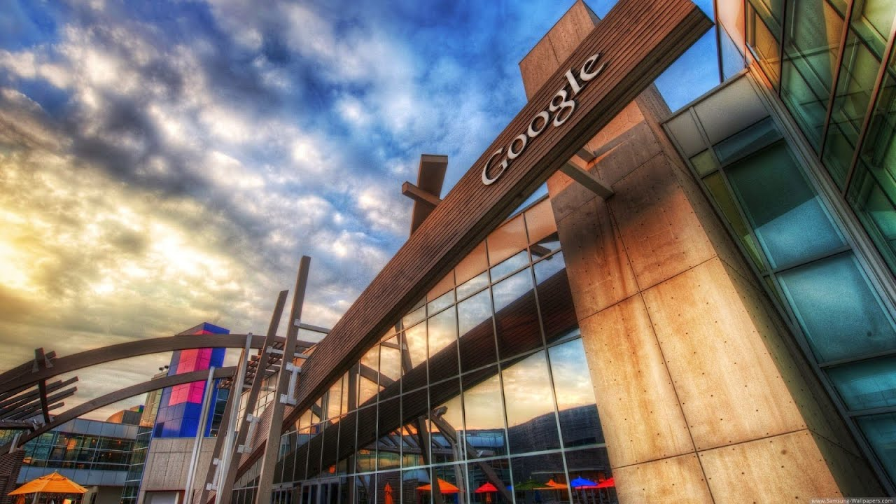 google office hq. Google Office Hq W
