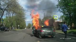 Штраф за газовое оборудование на машине