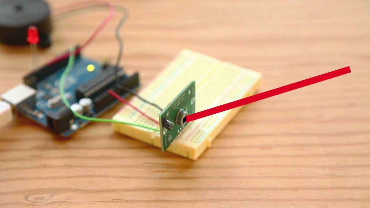 Weekend Projects Pir Sensor Arduino Alarm Youtube