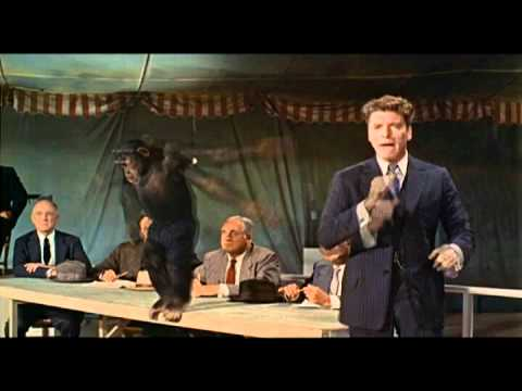 Elmer Gantry vs. Evolution
