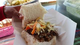 K's Doubles, Pies and Sandwiches - Couva, Trinidad