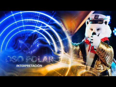 #OsoPolarEs ¡Oso Polar pone a bailar a todos los investigadores con su canción! | Interpretación