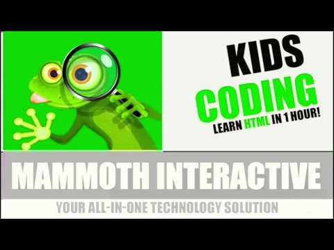 Kids Coding   Beginner HTML