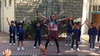 福德學校-護脊操影片(背景音樂轉自-TVB Amazing