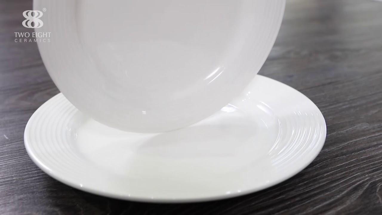 Question: Are Porcelain Dishes Durable? - Ceramics