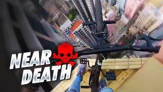 REACCION NEAR DEATH
