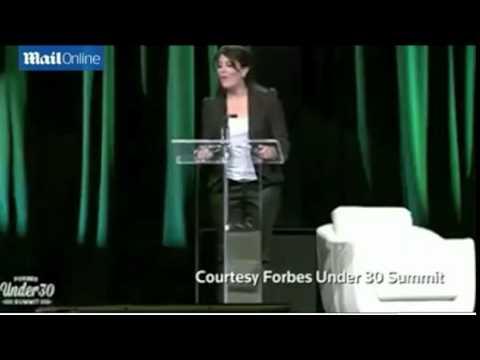 Monica Lewinsky talks about Clinton...