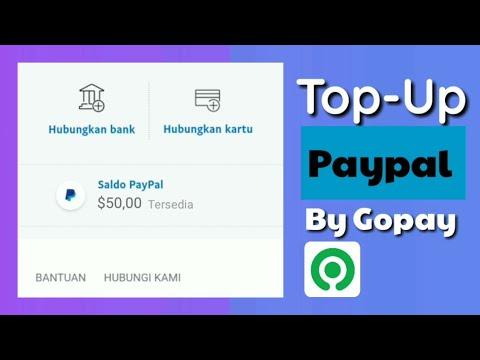 CARA MUDAH ISI SALDO PAYPAL MELALUI ATM & INTERNET BANKING Cara deposit paypal, isi saldo paypal den.