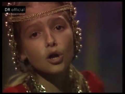 Darina Rolincová - Slávik a ruža (1983)