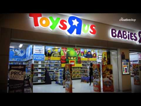 [The Creative Shop] LEGO Australia: National Retail Promotion