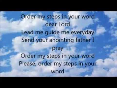 "Download ""Order My Steps"" Lyrics & Video by GMWA Women of Worship"