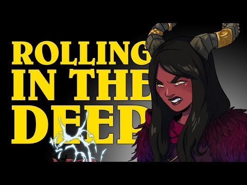 Dungeons & Dragons: Rolling in the Deep! An Oxventure Live Episode