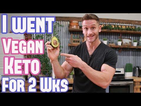 My Vegan Keto Results - Overall Felt Pretty Good...