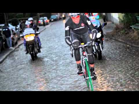 27707e965 Castelli Gabba WS Rain Jersey - for racing in wet conditions. - YouTube