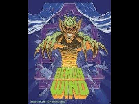 Demon Wind: Movie  Vinegar Syndrome