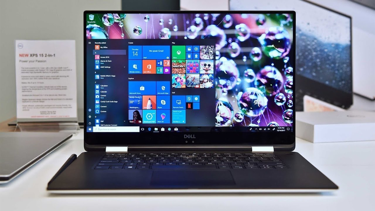 Dell Inspiron 15 7000 2 in 1 Gaming Laptop Review