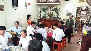Tất niên 2016 (tại nhà NS Văn Châu)   Bác 6 Trọng   Chuyện vui ngày cưới