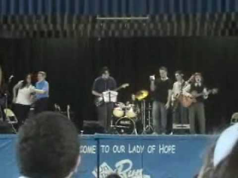 Our Lady of Hope Teachers Band!