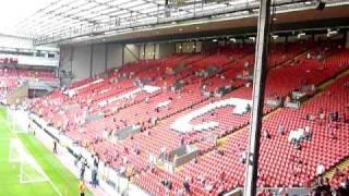 Anfield - Liverpool Vs Arsenal - 15-8-2010