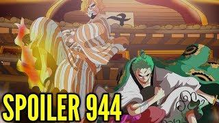 One Piece SPOILER 944: Totalmente Inesperado (Spoiler Completo)