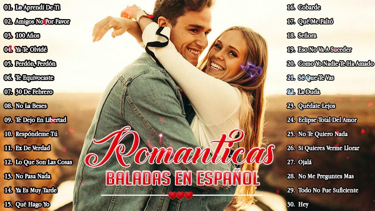 Musica romantica para trabajar y concentrarse Las Mejores Canciones romanticas en Espanol 2020