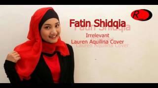 Fatin Shidqia Lubis 2016 Irrelevant Laurent Aquilina Cover