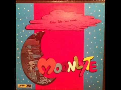 Moonlyte - Better Late Than Never 1974 (FULL ALBUM) [Rock, Funk, Soul]