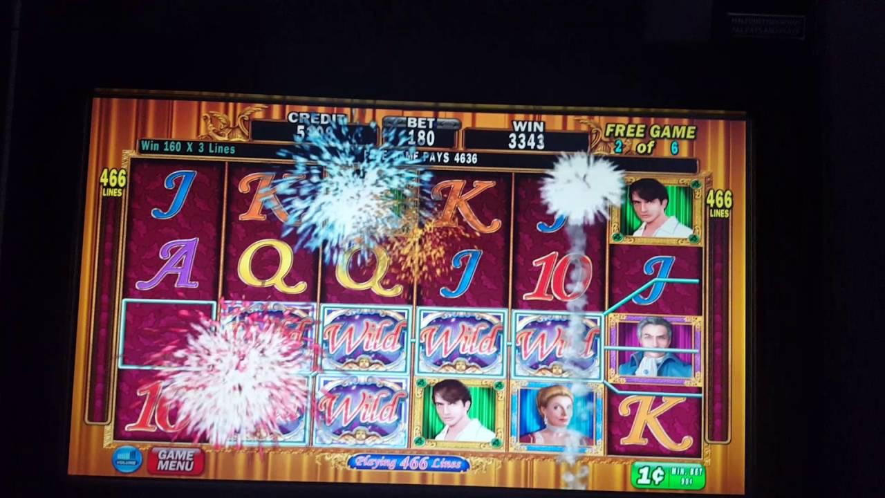 Figaro Slot Machine