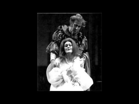 "SUTHERLAND MILNES ""Si vendetta""  Verdi Rigoletto Live!  RESTORED!!!"