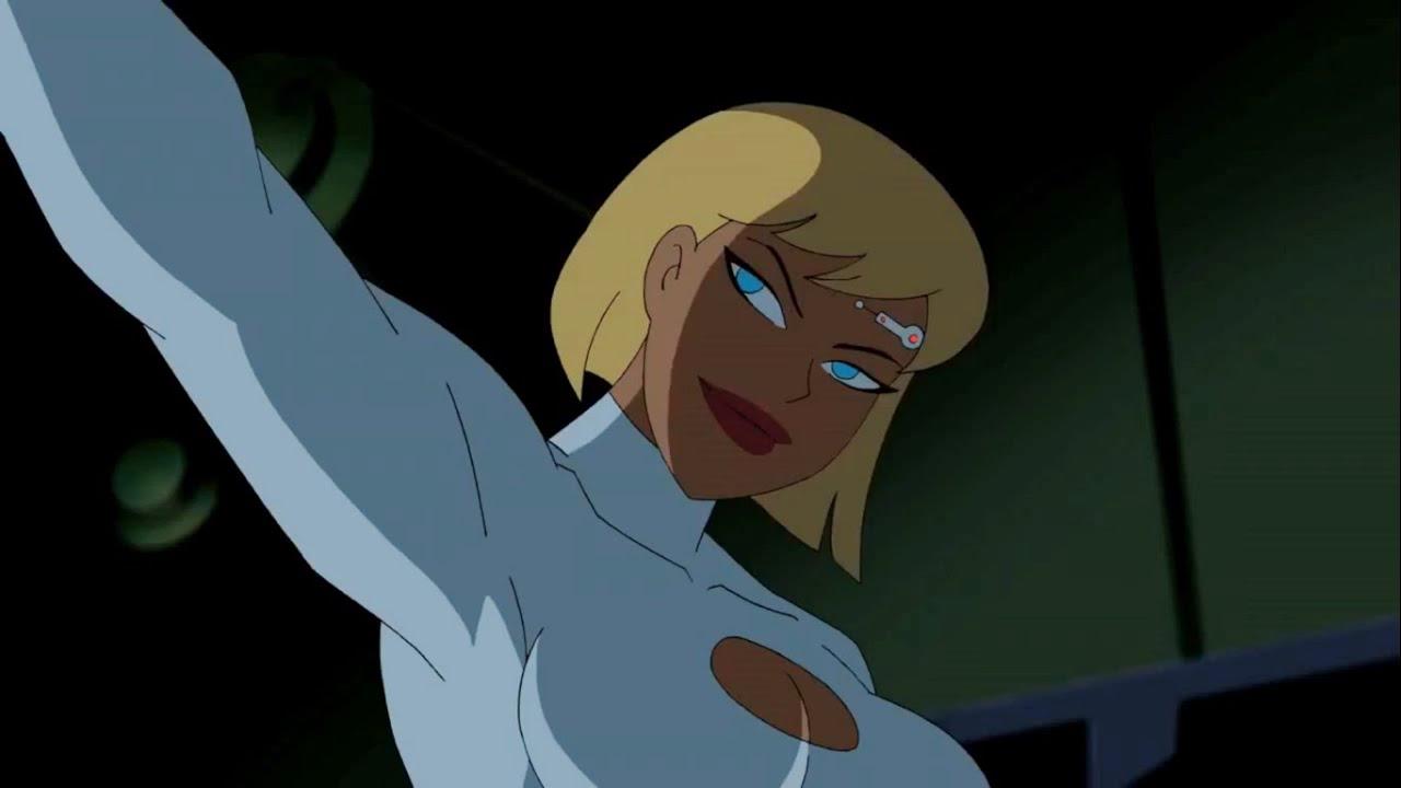 Galatea Justice League