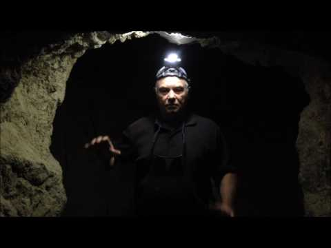 Rare gold discovery Oct 31 inside a mine in the El Paso Mountains East Kern
