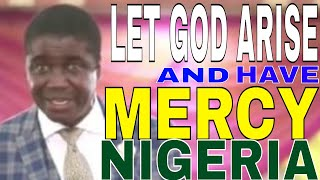 Bishop David Abioye Calls All Christians To Pray For Nigeria