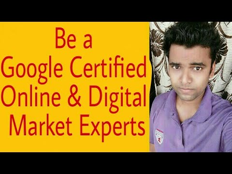 Online Marketing free Course & Training from Google Digital Unlocked With Certificate