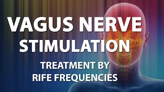 Vagus Nerve Stimulation - RIFE Frequencies Treatment - Energy & Quantum Medicine with Bioresonance