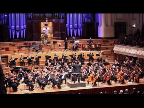 "Saint-Saens: Symphony No. 3 ""Organ"" - Finale (Auckland Symphony Orchestra) 1080p"