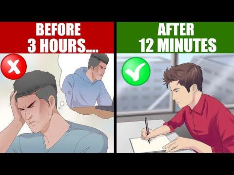 पढाई में मन कैसे लगाए | HOW TO CONCENTRATE ON STUDIES | STUDY TIPS IN HINDI | GIGL | MEMORIZE FAST
