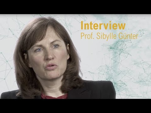 Interview with Prof. Dr. Sibylle Günter
