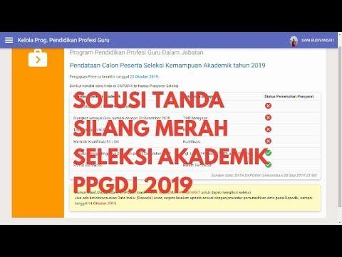 Hasil gambar untuk Solusi Data Di DAPODIK TIDAK MEMENUHI PRASYARAT Saat Mendaftar PPG Dalam Jabatan 2019