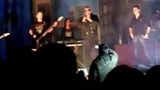 рок концерт в ДК город Балашов 2009 часть 2