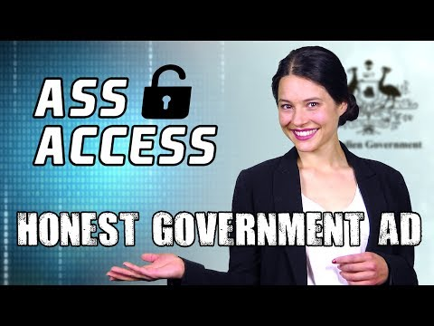 Honest Government Ad | Anti Encryption Law
