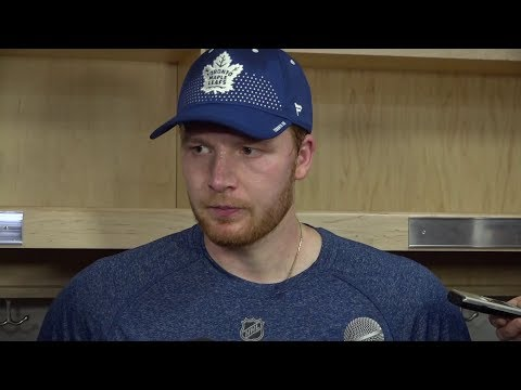 Maple Leafs Post-Game: Frederik Andersen - January 17, 2019