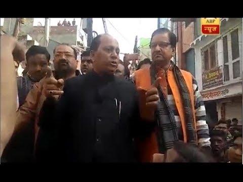 कासगंज हिंसा: सामने आया BJP सांसद का भड़काऊ भाषण देते हुए वीडियो, जानकारी के मुताबिक कल का है वीडियो