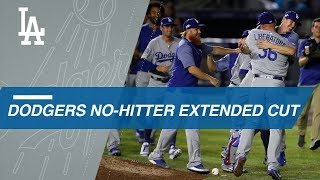 Extended Cut of Dodgers' No-Hitter