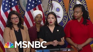 President Donald Trump Shows 'David Duke Racism' In His Attacks | Morning Joe | MSNBC