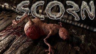 NoThx playing Scorn Alpha Demo