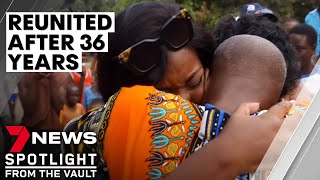 A Daughter39s Journey  Family reunion for woman abandoned at birth  Sunday Night
