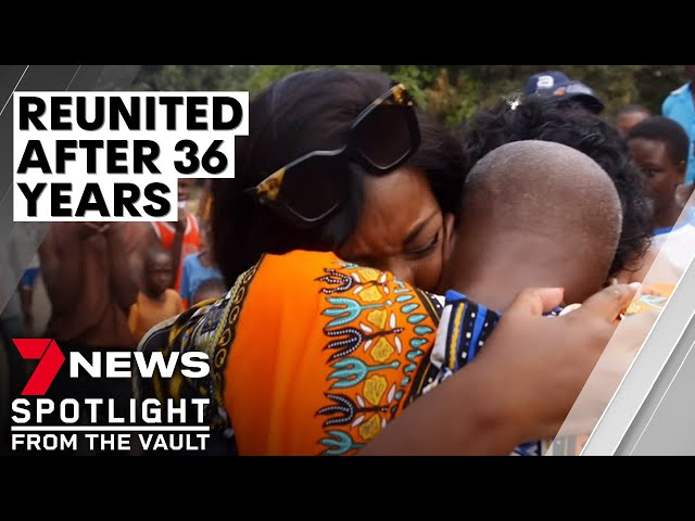 A Daughters Journey | Family reunion for woman abandoned at birth | Sunday Night